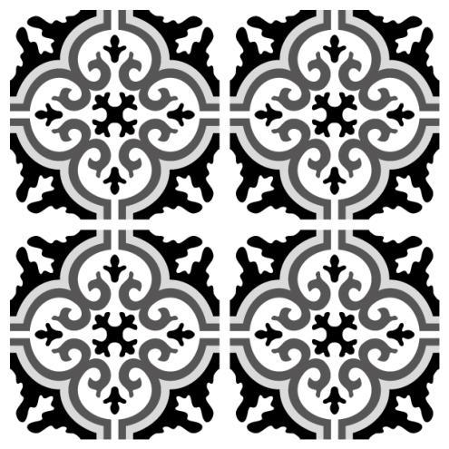 Stickers carreaux de ciment ciment factory - Stickers carreaux de ciment ...