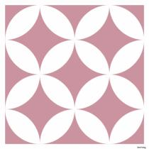 Sticker Louison - Rose