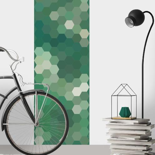 ciment factory carreau de ciment en adh sif tapis vinyle. Black Bedroom Furniture Sets. Home Design Ideas