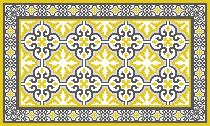 tapis-60-100-Simone-Jaune-Moutarde-small