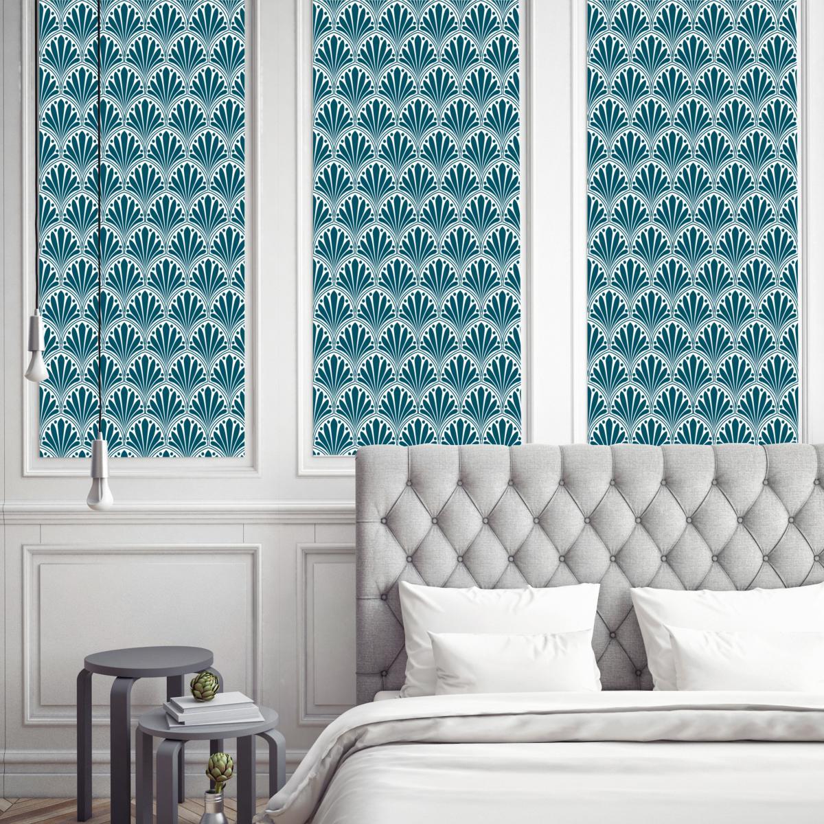 papier peint art d co gabriel. Black Bedroom Furniture Sets. Home Design Ideas
