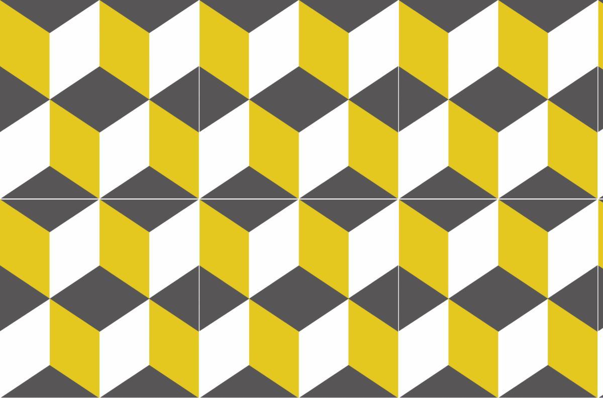 carreaux de ciment jaune carrelage ancien ciment noir et. Black Bedroom Furniture Sets. Home Design Ideas