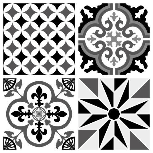 stickers carreaux de ciment ciment factory. Black Bedroom Furniture Sets. Home Design Ideas